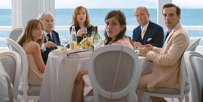 Happy End von Michael Haneke (c) X Verleih