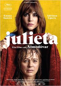 Julieta, Kinoplakat