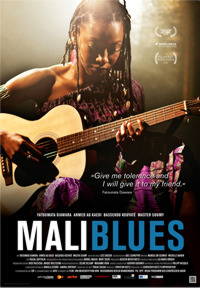 Mali Blues, Filmplakat