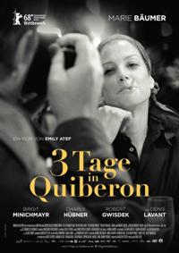 """""""3 Tage in Quiberon"""" von Emily Atef, Prokino, 12.4."""