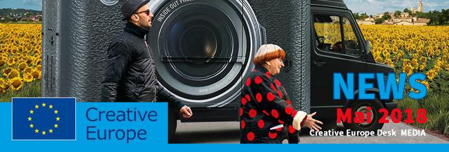 Augenblicke: Gesichter einer Reise von Agnès Varda, JR, 31.05., Weltkino Filmverleih