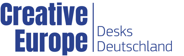 Logo: Creative Europe Deutschland