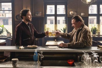 """""""Nebenan"""" ist Daniel Brühls Regiedebüt und feierte auf der diesjährigen Berlinale Premiere © Warner Bros."""