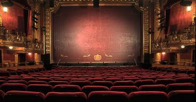 Cinema by Peter Lewicki on unsplash