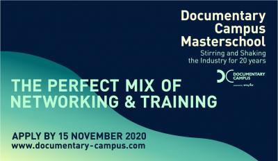 Documentary Campus Masterschool 2020/2021