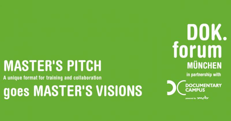 Master's Pitch goes Master's Vision