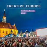 Cover - Creative Europe - Monitoring Report 2018